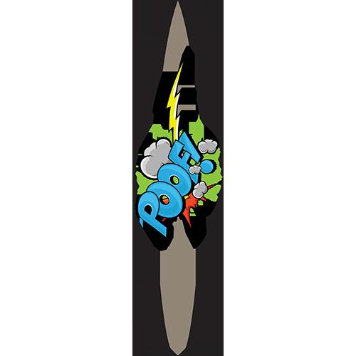 Poof Board